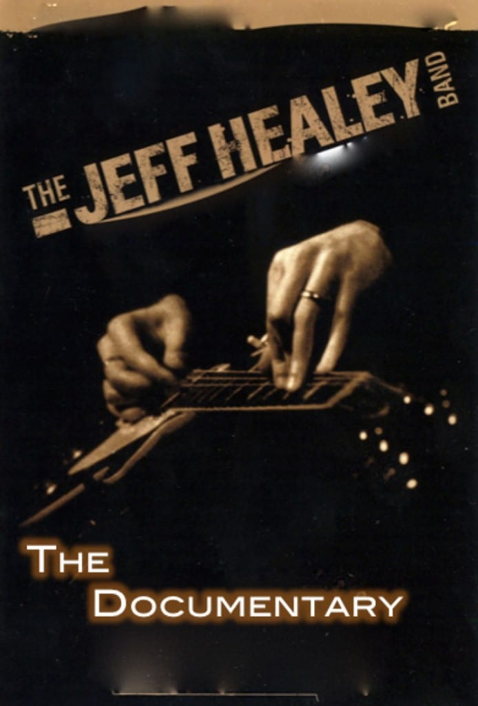THE JEFF HEALY BAND